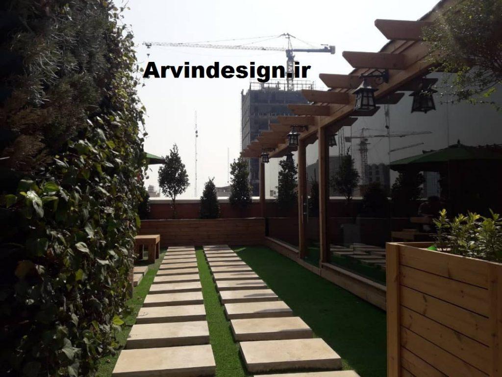 ساخت و نصب دیوارهای سبز